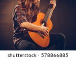 hobby passion concept.... | Shutterstock . vector #578866885