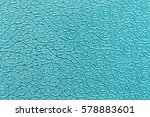 Blue Metal Texture Used As...