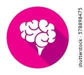 brain | Shutterstock .eps vector #578898475