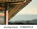 Traditional Korean Building On...