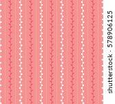 seamless spring sketch vector...   Shutterstock .eps vector #578906125