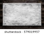 Wood with blank for your design background  - stock photo