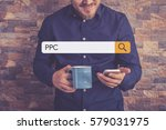 ppc concept   Shutterstock . vector #579031975