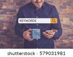 keywords concept | Shutterstock . vector #579031981