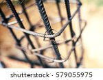 close up construction details ... | Shutterstock . vector #579055975
