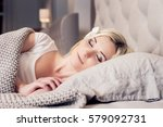 Beauty Lady Sleeping