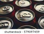 cans | Shutterstock . vector #579097459