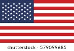 flags america | Shutterstock .eps vector #579099685