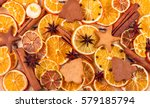 Dried Slices Of Oranges  Lemons ...