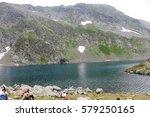 Rila Lakes  Bulgaria   August...