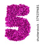 Five. Handmade Number 5 From...