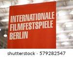 berlin  germany   february 13 ... | Shutterstock . vector #579282547