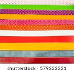 A Set Of Various Colourful...