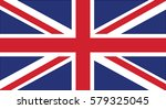 vector illustration   flag of... | Shutterstock .eps vector #579325045