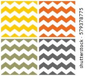 tile vector pattern set with... | Shutterstock .eps vector #579378775