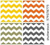 tile vector pattern set with... | Shutterstock .eps vector #579378775