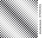 vector seamless pattern.... | Shutterstock .eps vector #579391921