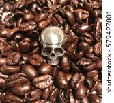 Small photo of Skull and Coffee
