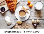 Sweet Breakfast With Coffee ...
