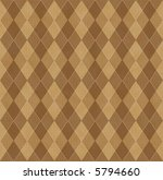 brown background with rhombuses | Shutterstock . vector #5794660