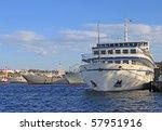 Russian and Ukrainian ships in Sevastopol, Ukraine