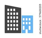 apartments | Shutterstock .eps vector #579600205