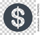 money icon. vector illustration ... | Shutterstock .eps vector #579642901