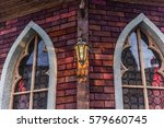 wall lamp | Shutterstock . vector #579660745