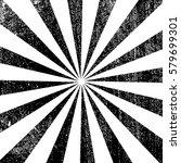 vector background sun rays in... | Shutterstock .eps vector #579699301