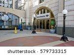 pasadena california   feb. 12 ... | Shutterstock . vector #579733315