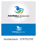 money logo template | Shutterstock .eps vector #579751795