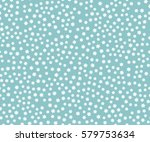floral seamless pattern. fine... | Shutterstock .eps vector #579753634