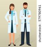 doctors staff. medical personal ...   Shutterstock .eps vector #579780961