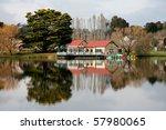 Lake Daylesford  Victoria ...