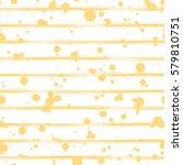 vector seamless pattern  yellow ...   Shutterstock .eps vector #579810751