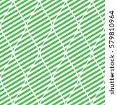 seamless vector abstract... | Shutterstock .eps vector #579810964