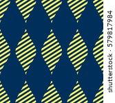 seamless vector abstract... | Shutterstock .eps vector #579817984