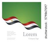 new brochure abstract design... | Shutterstock .eps vector #579867097