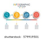 vector illustration infographic ... | Shutterstock .eps vector #579919501