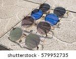 Different Sunglasses On...