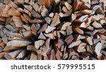 kindling wood   Shutterstock . vector #579995515