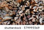 kindling wood   Shutterstock . vector #579995569