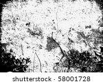 grunge background. vector. | Shutterstock .eps vector #58001728