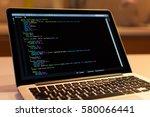 software development. software... | Shutterstock . vector #580066441