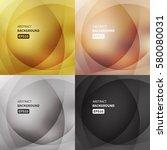 abstract light vector... | Shutterstock .eps vector #580080031