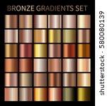 Bronze Gold Gradients....