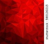 red original abstract... | Shutterstock .eps vector #580130215