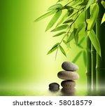 spa still life | Shutterstock . vector #58018579