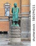 Henrik Ibsen Statue In Oslo ...