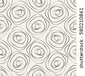 vector seamless pattern. modern ...   Shutterstock .eps vector #580210861